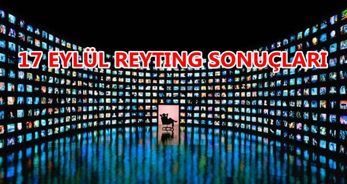 Photo of 17 Eylül reyting sonuçları günün birincisi hangisi? Tatlı İntikam mı, 2012 filmi mi?