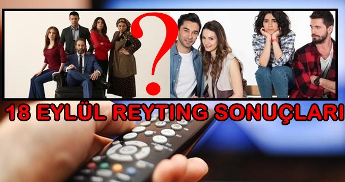 Photo of 18 Eylül reyting sonuçları dizilerin savaşı sürüyor! Seviyor sevmiyor mu O hayat benim mi?