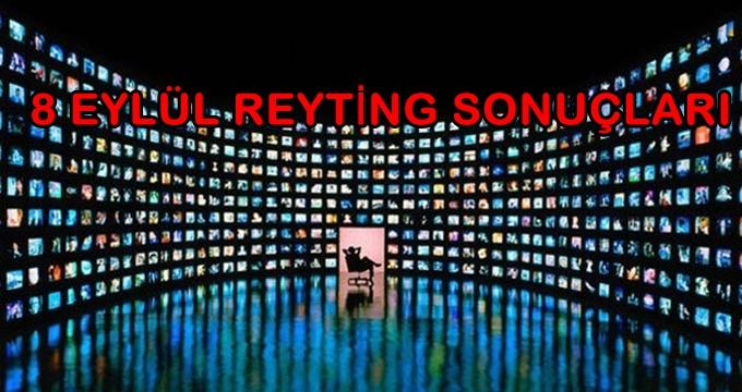 Photo of 8 Eylül reyting sonuçları, Bodrum Masalı, Yüksek Sosyete ile burun buruna yarıştı, Birinci kim?