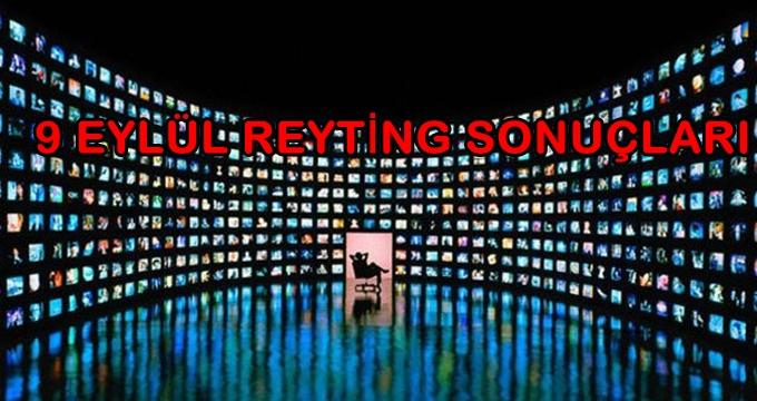 Photo of 9 Eylül reyting sonuçları, Güldüy Güldüy Show Çocuk mu, Bana Sevmeyi Anlat mı, günün şampiyonu hangi yapım?