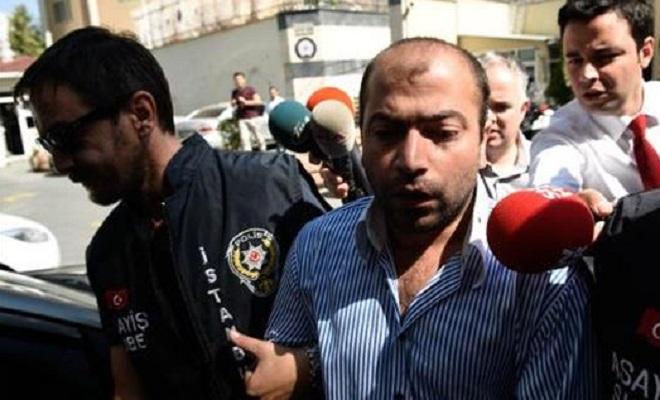 Photo of Otobüste şortlu kıza tekme atan Abdullah Çakıroğlu yeniden gözaltında
