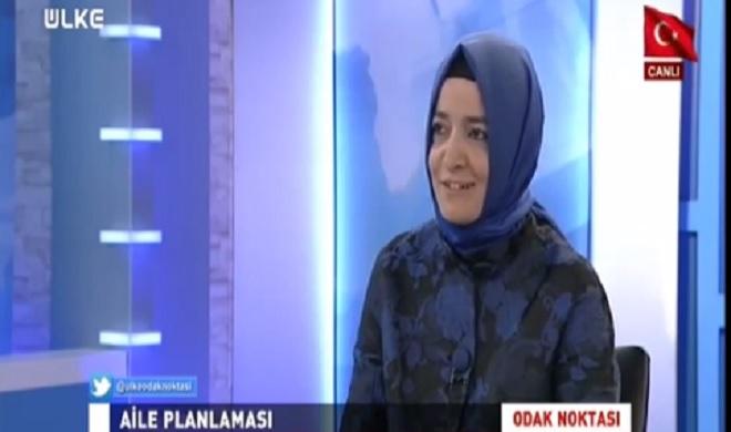 Photo of Aile Bakanı Betül Kaya Sayan: 15 Temmuz darbe girişiminden sonra sütüm kesildi