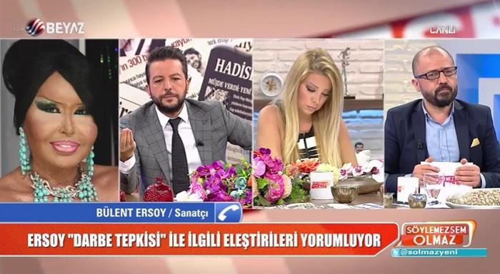 Photo of Bülent Ersoy, Ahmet Hakan'ın kendisi hakkında yazdığı yazıya ne cevap verdi?