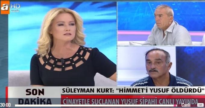 Photo of Müge Anlı'da şok! Canlı yayında cinayet itirafı geldi