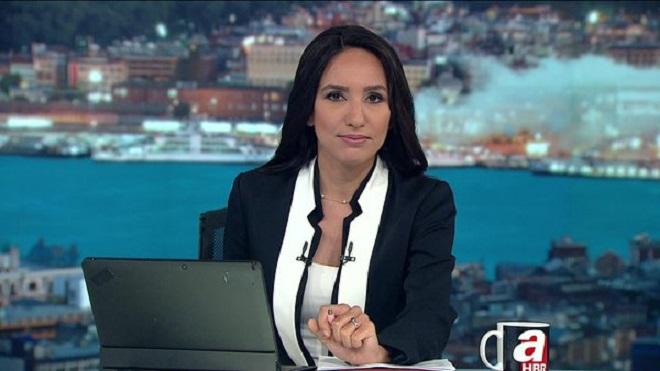 Photo of A Haber sunucusu Duygu Leloğlu dünya evine girdi