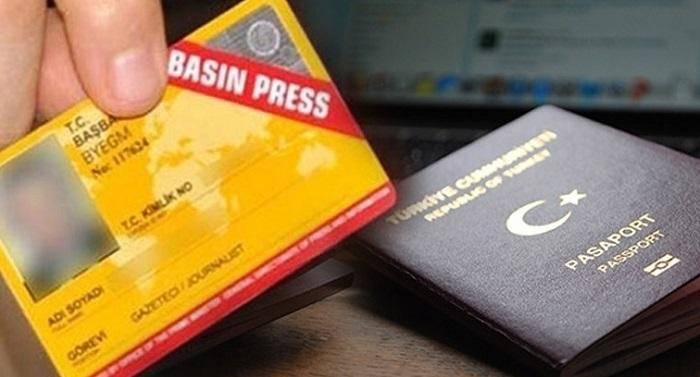 Photo of 46 gazetecinin pasaportları iptal