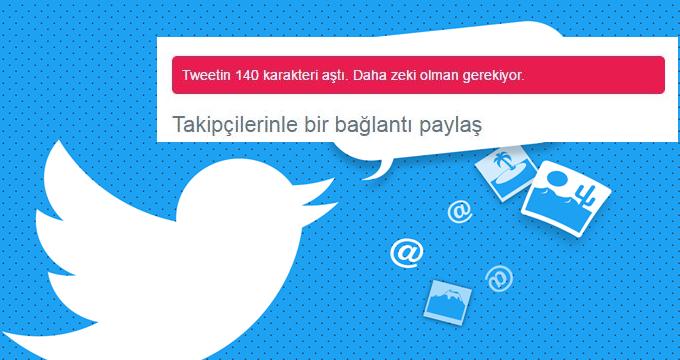 Photo of Twitter artık daha özgür, daha esnek… 140 karakteri aşıldı mı?