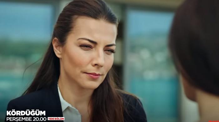 Photo of Burcu Kara dizi sessizliğini Kördüğüm ile bozdu