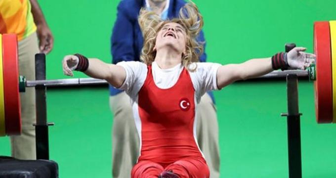 Photo of 2016 Rio Paralimpik oyunları halterde dünya rekoru ve altın madalya Türkiye'nin