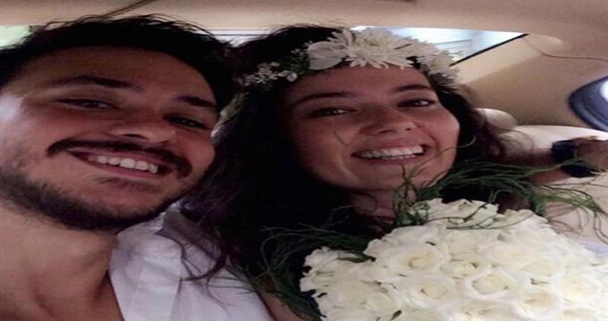 Photo of Ünlü oyuncu Pelin Akil'den evlilik sonrası ilk paylaşımlar