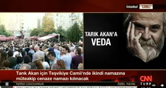 Photo of Tarık Akan sonsuz yolculuğa uğurlandı