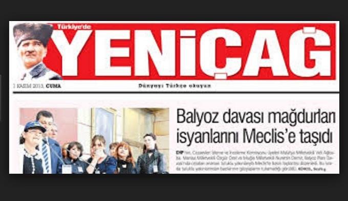 Photo of Hangi Yeniçağ yazarları gözaltına alındı?