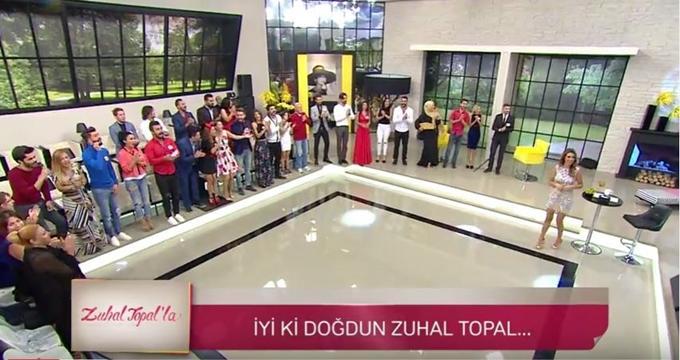 Photo of Canlı yayında doğum günü sürprizi ağlattı, Zuhal Topal kaç yaşına girdi?