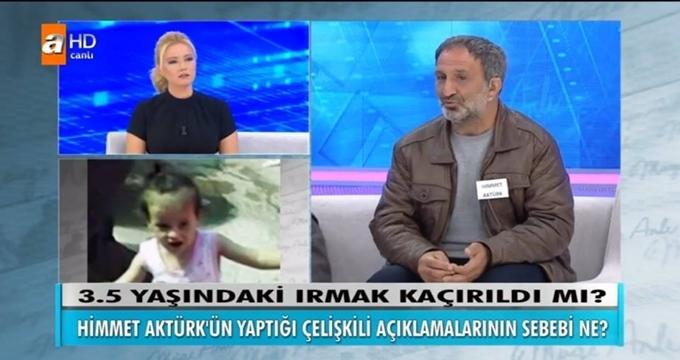 Photo of Müge Anlı'da bir cinayet itirafı daha: 3.5 yaşındaki Irmak'ı ben öldürdüm!