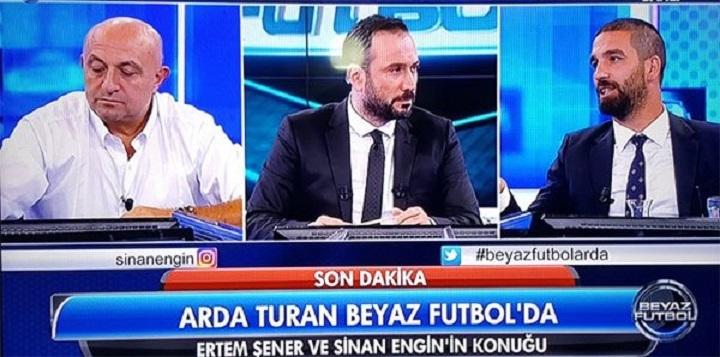 Photo of Arda Turan Beyaz Futbol'da Fatih Terim'le ilgili neler söyledi?