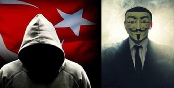 """Photo of Türk hacker grubu """"Aslan Neferler Tim"""" Anonymous'a neden savaş açtı?"""