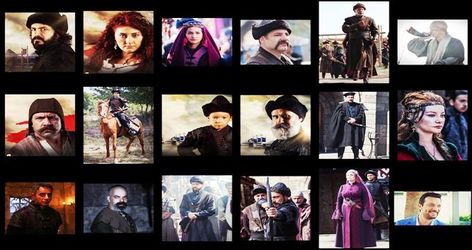 Photo of Diriliş Ertuğrul dizisine yeni sezonda kimler katıldı? Diriliş Ertuğrul yeni sezon kadrosu