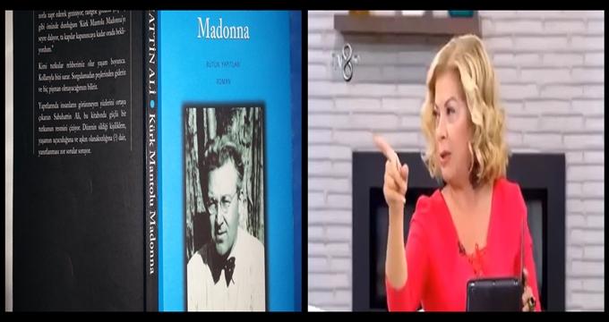 Photo of Funda Özkalyoncu Kürk Mantolu Madonna gafını nasıl savundu?