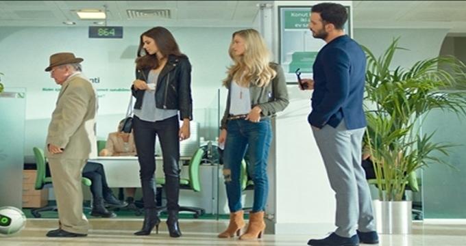 Photo of Deren Talu ile Barış Arduç reklam filminde astronomik rakamlar dudak uçuklattı