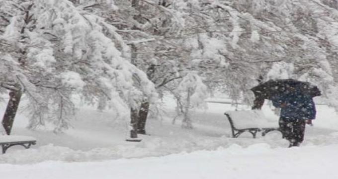 Photo of Doğu'ya kar geliyor! Yurtta hafta sonu hava durumu
