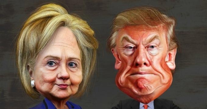 Photo of Clinton lobisi çalıştı, Trump'ın oyları dip yaptı