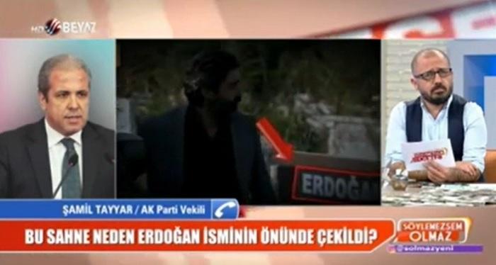 "Photo of Şamil Tayyar: ""Kurtlar Vadisi Pusu operasyonel bir dizidir"""