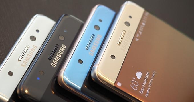 Photo of Note 7 Samsung'un elinde patladı!