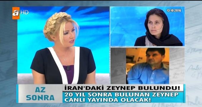 Photo of Müge Anlı İran'daki Türk Esin'in izini buldu canlı yayında şok açıklamalar…