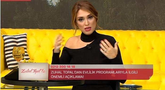 Photo of İzdivaç programlarının aranılan sunucusu Zuhal Topal hangi kanalla anlaştı?
