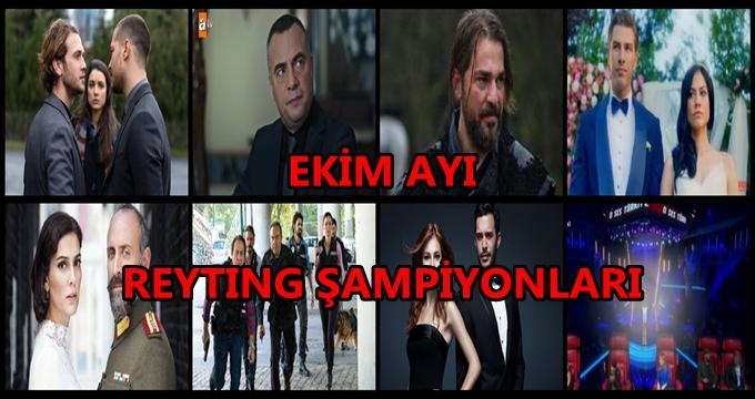 Photo of Reyting sonuçları, Ekim ayında hangi dizi ne kadar izlendi?