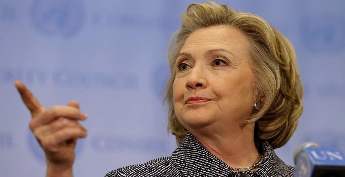 """Photo of """"Hillary'den dans teklifi gelirse sakın kabul etmeyin!"""""""