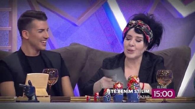 Photo of Kerimcan Durmaz İşte Benim Stilim'de…