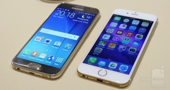 Photo of Apple mı, Samsung mu daha güçlü? İphone 6 ile Samsung Galaxy S6 karşılaştırıldı,