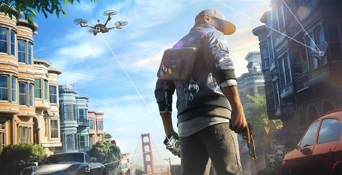 Photo of Herkesin dilindeki oyun! Watch Dogs 2'nin tanıtım filmi yayınlandı…