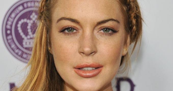 Photo of Helal olsun Lindsay Lohan!
