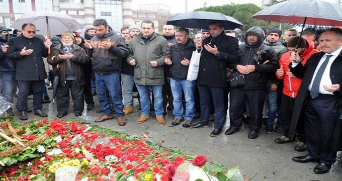 Photo of Gazeteciler şehitler için tek yürek oldu