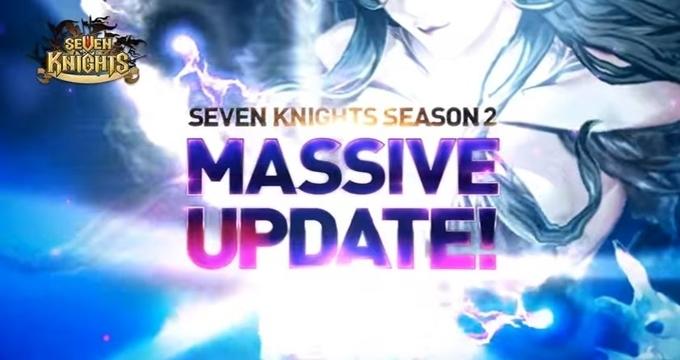 Photo of Mobil RPG Seven Knights oyununda kahramanlara ekstra güçler geldi