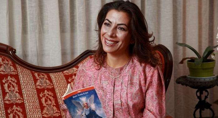 Photo of Yazar Beki İkala Erikli'yi öldüren kadın yakalandı