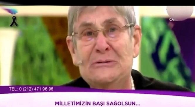 Photo of Zahide Yetiş'in programına katılan Canan Karatay hem ağladı hem de ağlattı
