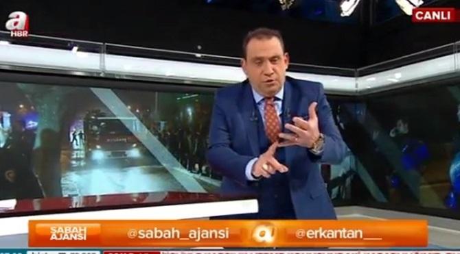 Photo of Erkan Tan o isme ağır yüklendi: Sen katilin itisin!