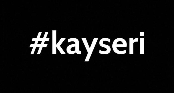 Photo of Ünlü isimler Kayseri'deki hain terör saldırısı için tek yürek oldu
