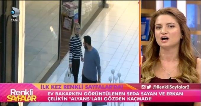 Photo of Seda Sayan'ın parmağındaki yüzük… Erkan Çelik ile evleniyor mu?