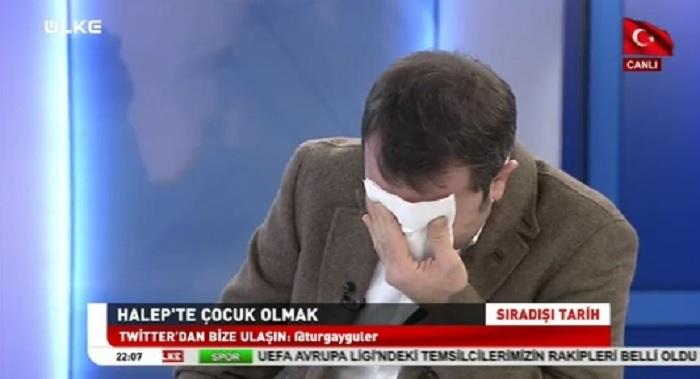Photo of Halep'teki o görüntü Turgay Güler'i yıktı