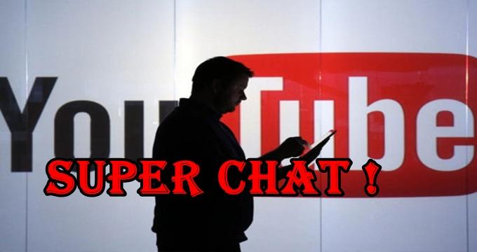 Photo of Youtube'dan flaş yenilik… Süper Sohbet nasıl kullanılır?