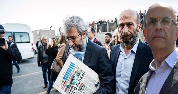 Photo of MİT Tırı soruşturmasında Enis Berberoğlu, Can Dündar ve Erdem Gül için hapis istemi
