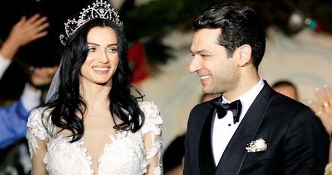 Photo of Murat Yıldırım ve eşi İman El-Bani'nin Fas'ta 2. düğünü çok ses getirdi!