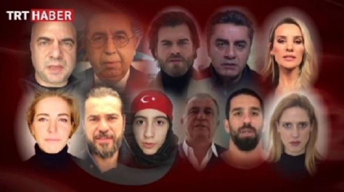 """Photo of Kıvanç Tatlıtuğ'dan Engin Altan Düzyatan'a Arda Turan'dan Esra Erol'a… Ünlüler """"Benim adım Fethi Sekin"""" dedi"""