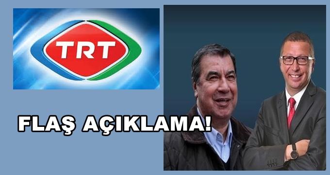 Photo of TRT, Murat Erdin ve Aykut Işıklar'ın transferi ile ilgili açıklama yaptı