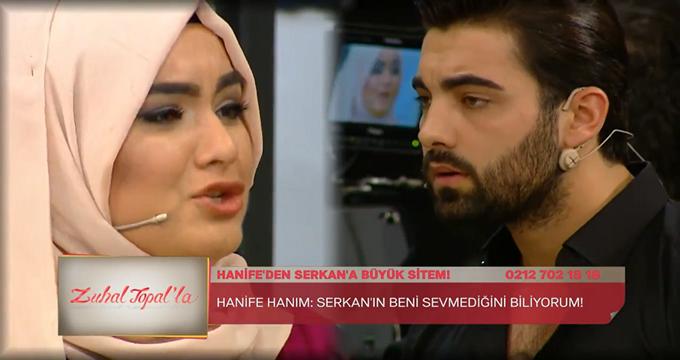 Photo of Serkan, gelin adayı Hanife'yi canlı yayında ağlattı