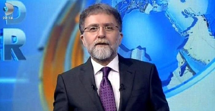 Photo of Ahmet Hakan bu akşam canlı yayında Kanal D'ye veda etti